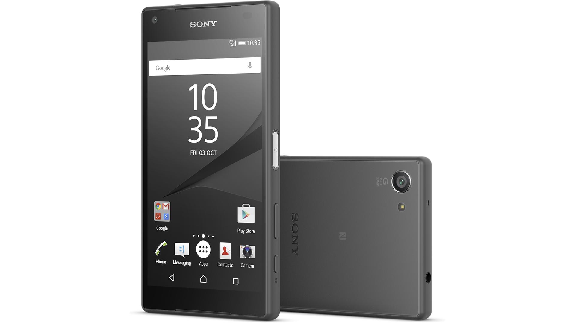Sony Xperia Z5 är Sveriges snabbaste telefon.