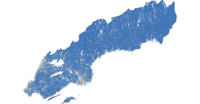 Sverige befolkning
