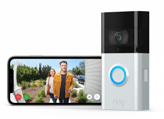 Ring Video Doorbell3