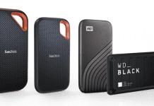 4TB PORTABLA SSD-DISKAR