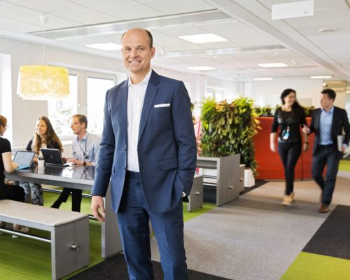 Joacim Damgard, Microsoft