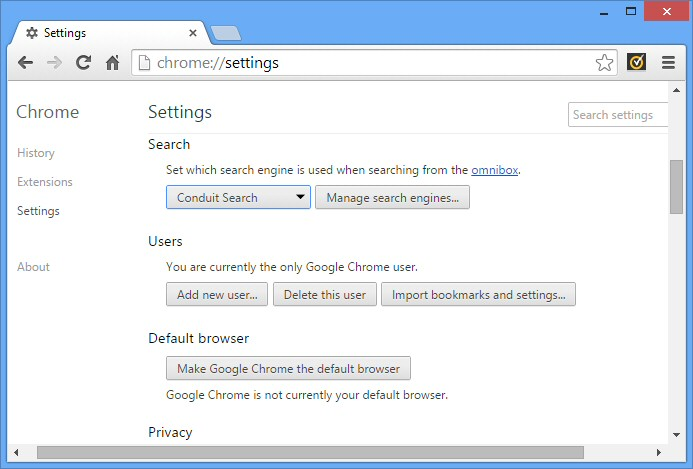chrome cleanup tool website
