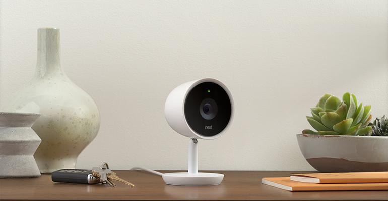 Nest Cam IQ 2 webb