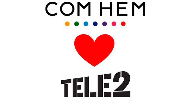 Tele2 slås ihop med Comhem