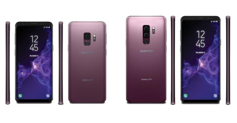 Samsung har presenterat årets modell av flaggskeppstelefonen Galaxy.  Telefonerna S9 och S9+ är lika sina föregångare 2b425eb880e19