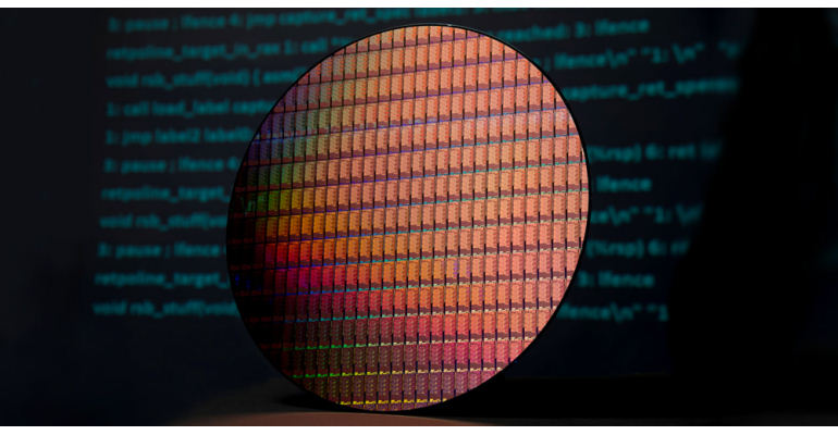 Intel security wafer