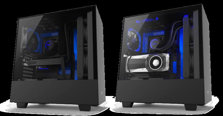 NZXT H500 och H500i