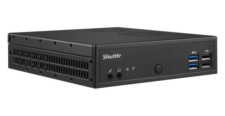 Shuttle DH02U