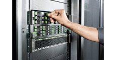 Säkerhetskopiering Fujitsu Eternus CS800 S7