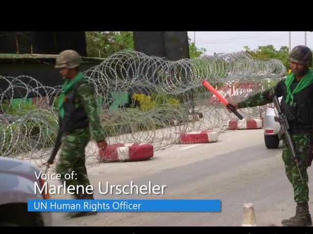 Human Rights AI