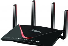 Netgear Nighthawk Pro Gaming XR700 WiFi Router