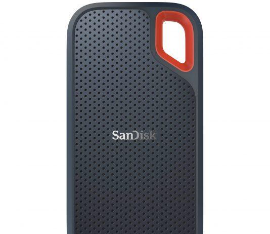 Sandisk Extreme 600 Portable SSD