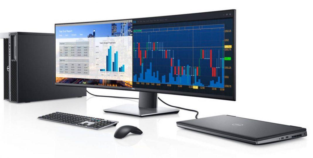 Ultrabred - Dell Ultrasharp 49 Curved Monitor