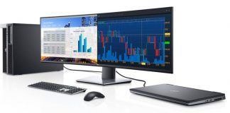 Ultrabred - Dell Ultrasharp 49 Curved Monitor