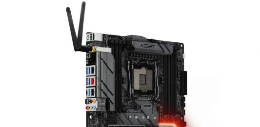 Asrock Fatality X299 Professional Gaming i9 XE