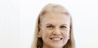 IBM köper Red Hat. Ginni Rometty, IBM: s ordförande, VD och koncernchef