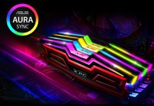 Adata XPG Spectrix D40 RGB