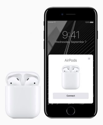 Airpods och Iphone