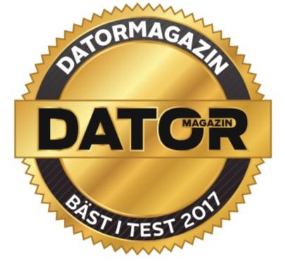 Bäst i test 2017