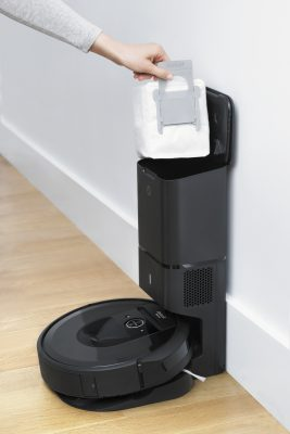 Irobot clean base