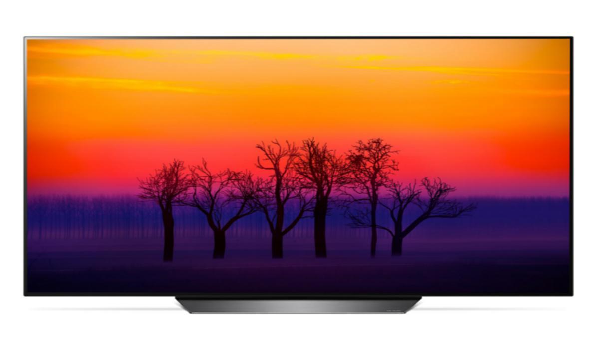 test lg 65 inch oled tv b8 oled65b8pla datormagazin. Black Bedroom Furniture Sets. Home Design Ideas