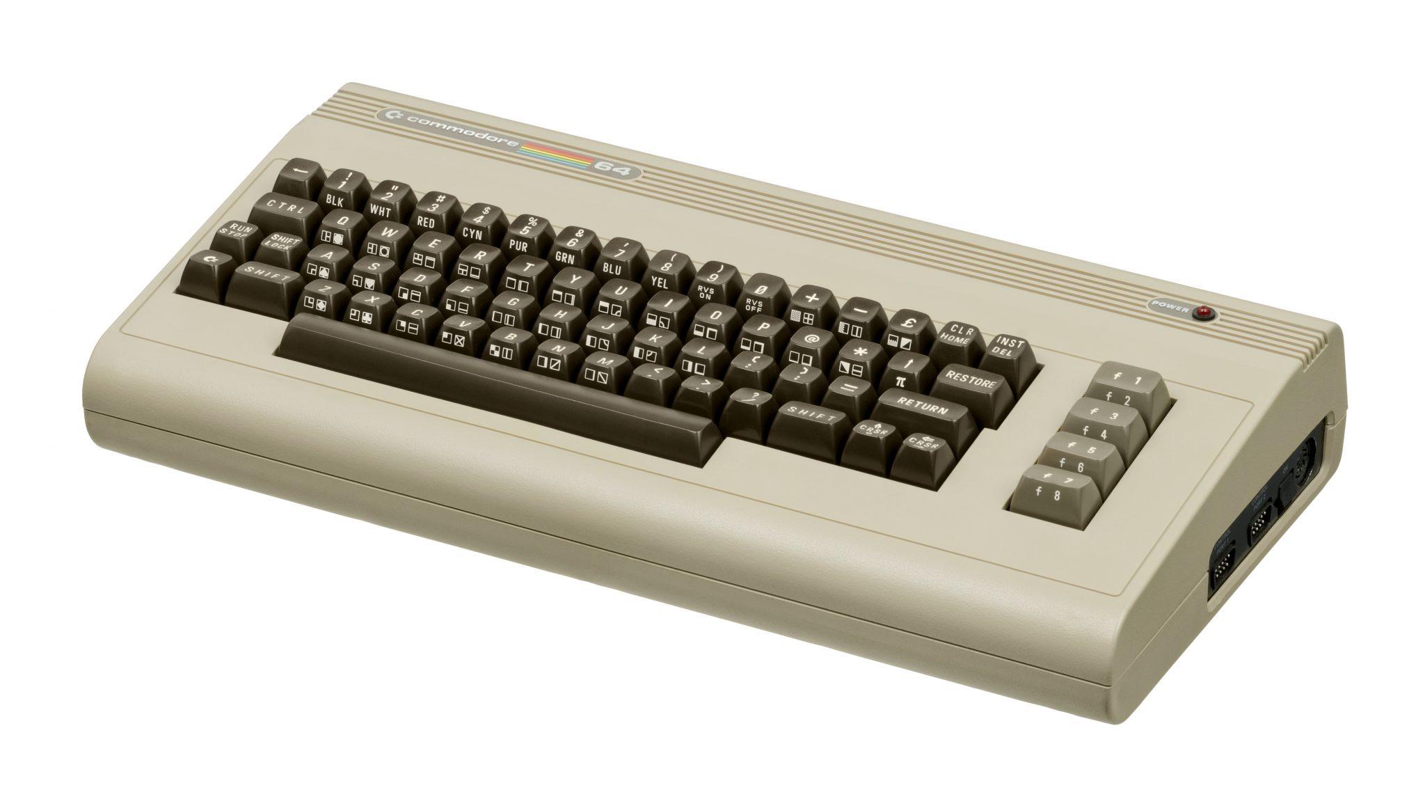 Commodore 64 Computer FL