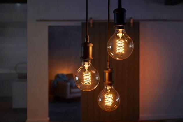 Philips Hue Filament-lampor