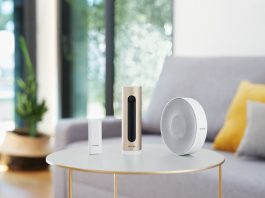 Smart Alarm System with Camera