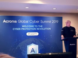 Acronis Cyber Summit 2019