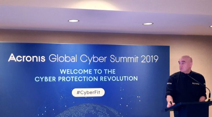 Acronis Cyber Summit 2019