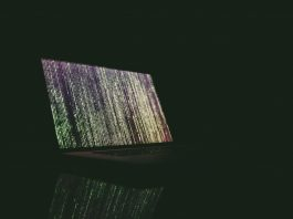 Encrypted laptop