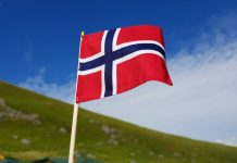 norgeflagga