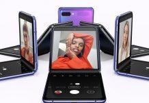 Samsung Galaxy Z Flip - alla färger