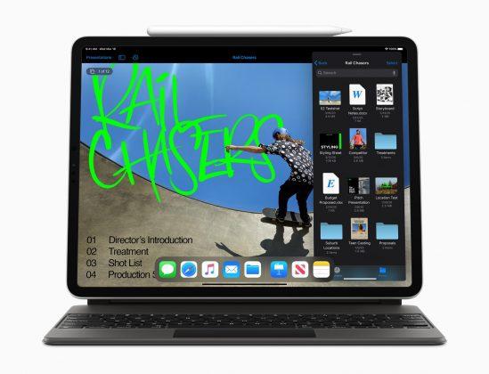 Nya Ipad Pro – tangentbord