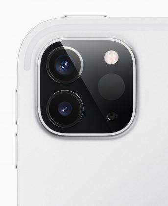 Nya Ipad Pro – kameror