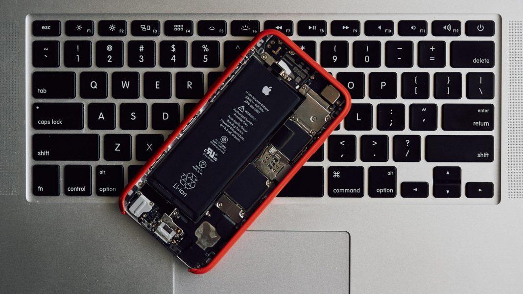Iphone-batteri