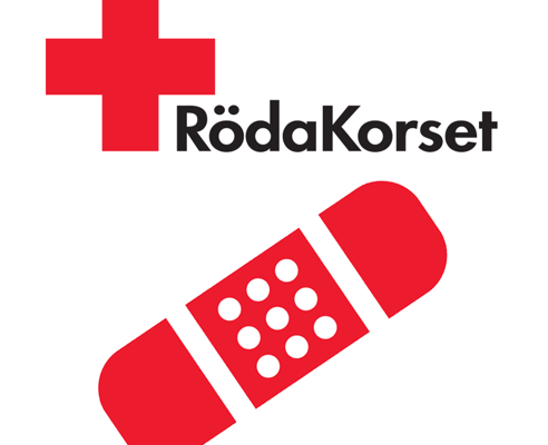 Applikation – Röda korset