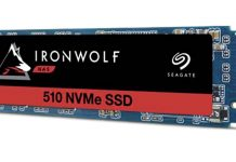 Seagate IronWolf 510