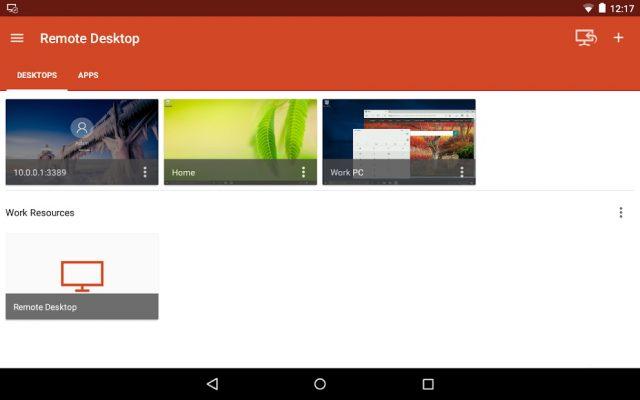 Microsoft uppdaterar fjärrskrivbordsappen för Android