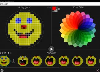 Microsoft Expressive pixels