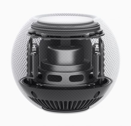 Apple Homepod Mini - insidan