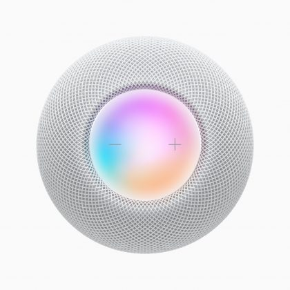 Apple Homepod Mini top