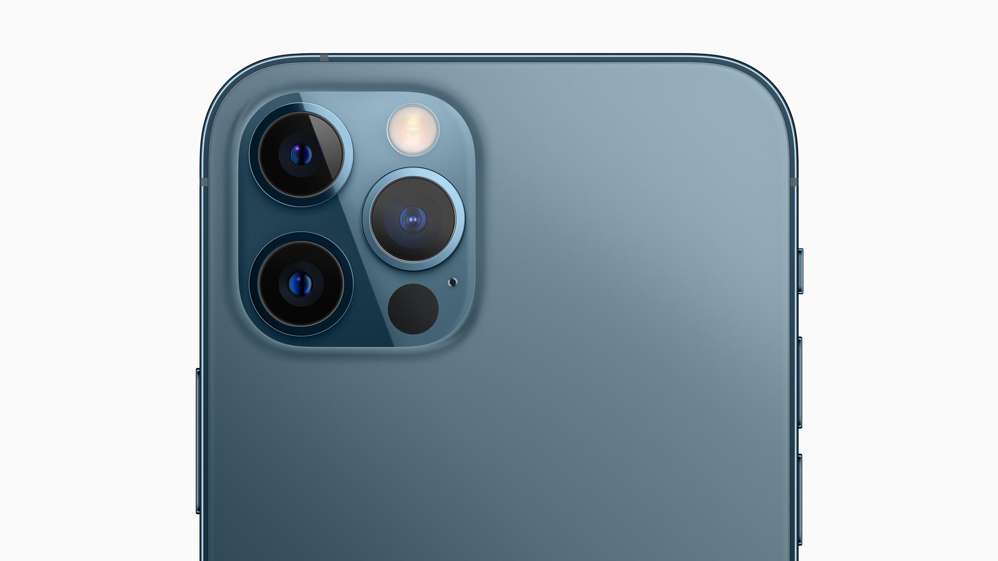 Apple Iphone 12 Pro – kamera