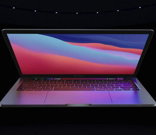 MacBook Pro med M1