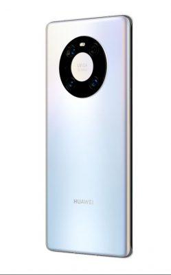 Huawei 40 Pro baksida