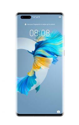 Huawei Mate 40 Pro – framsida
