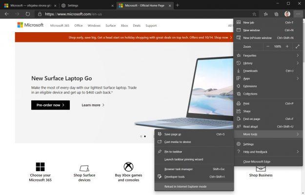 Microsoft Edge 86 – PDF