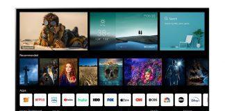 LG webOS version 6
