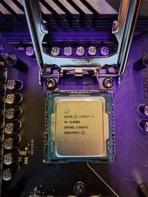 Intels 11:e Gen Core-processorer