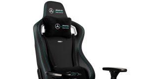 Noblechairs EPIC Mercedes-AMG Petronas Formula One Team